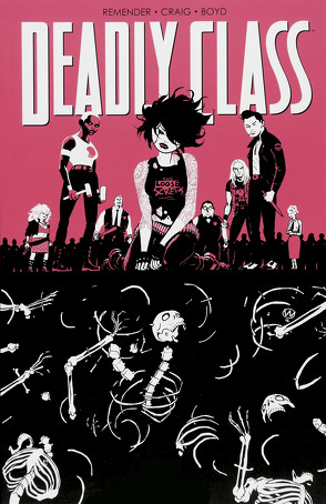 Deadly Class 5: Karussell von Craig,  Wes, Loughridge,  Lee, Remender,  Rick