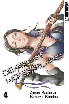 Deadman Wonderland 04 von Kataoka,  Jinsei, Kondou,  Kazuma