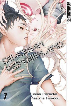 Deadman Wonderland 07 von Kataoka,  Jinsei, Kondou,  Kazuma
