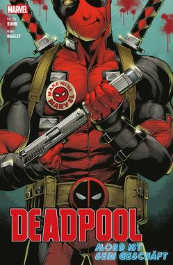 Deadpool: Assassin von Bagley,  Mark, Bunn,  Cullen