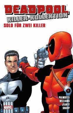 Deadpool Killer-Kollektion von Jeanty,  Georges, Palmiotti,  Jimmy