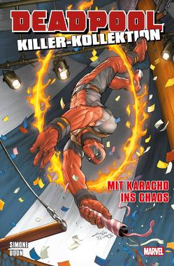Deadpool Killer-Kollektion von Simone,  Gail, Udon