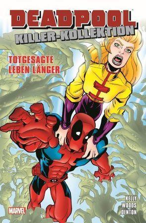 Deadpool Killer-Kollektion von Denton,  Shannon Eric, Kelly,  Joe