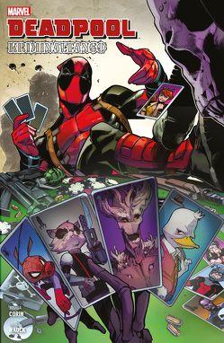 Deadpool: Kriminaltango von Corin,  Joshua, Nauck,  Todd, Strittmatter,  Michael