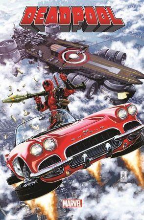 Deadpool – Marvel Now! von Duggan,  Gerry, Hawthorne,  Mike