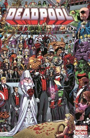 Deadpool – Marvel Now! von Koblish,  Scott, Posehn,  Brian