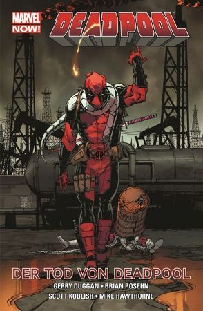 Deadpool – Marvel Now! von Duggan,  Gerry, Espin,  Salvador