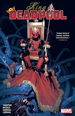 Deadpool – Neustart von Bachalo,  Chris, Thompson,  Kelly