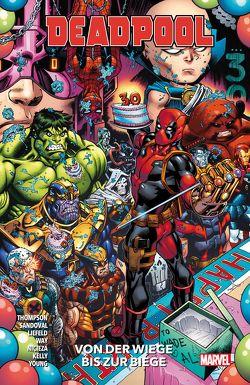 Deadpool – Neustart von Sandoval,  Gerardo, Thompson,  Kelly