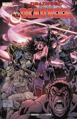 Deadpool präsentiert: Mrs. Deadpool von Duggan,  Gerry, Espin,  Salvador