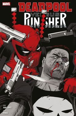 Deadpool vs. Punisher von Pérez,  Pere, Strittmatter,  Michael, Van Lente,  Fred