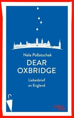 Dear Oxbridge von Pollatschek,  Nele