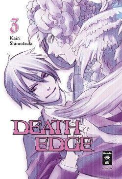 Death Edge 03 von Peter,  Claudia, Shimotsuki,  Kairi