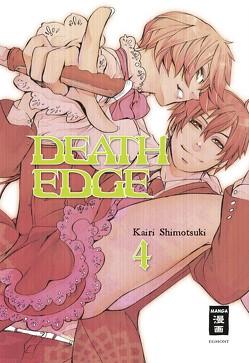 Death Edge 04 von Peter,  Claudia, Shimotsuki,  Kairi