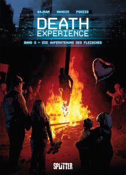 Death Experience. Band 3 von Bajram,  Denis, Mangin,  Valérie, Ponzio,  Jean-Michel