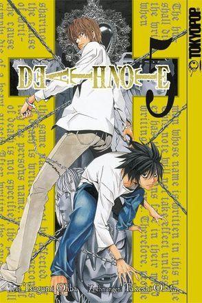 Death Note 05 von Obata,  Takeshi, Ohba,  Tsugumi