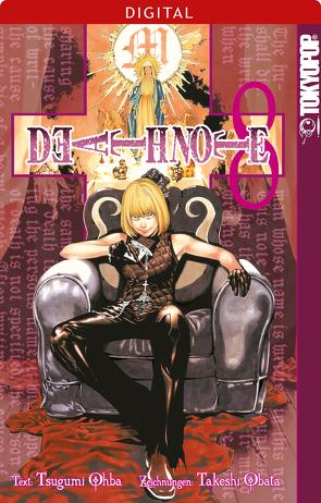 Death Note 08 von Obata,  Takeshi, Ohba,  Tsugumi