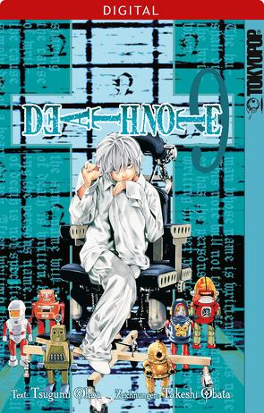 Death Note 09 von Obata,  Takeshi, Ohba,  Tsugumi