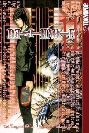 Death Note 11 von Obata,  Takeshi, Ohba,  Tsugumi