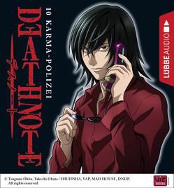 Death Note – Folge 10 von Martens,  Heiko, Obata,  Takeshi, Ohba,  Tsugumi, Turba,  David, Wick,  Marlin
