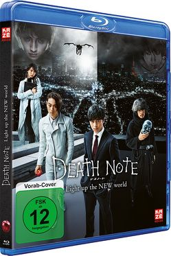 Death Note: Light Up the New World – Blu-Ray von Sato,  Shinsuke