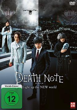 Death Note: Light Up the New World – DVD von Sato,  Shinsuke