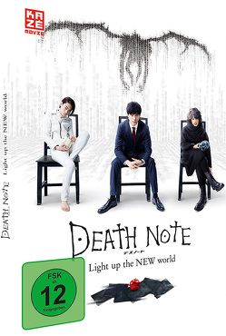 Death Note: Light Up the New World – Steelcase Blu-ray (Limited Edition) von Sato,  Shinsuke
