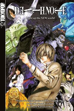 Death Note: Light up the new World von Obata,  Takeshi, Ohba,  Tsugumi