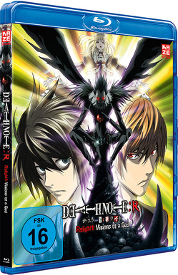 Death Note – Relight 1: Visions of a God – Blu-ray von Ando,  Masaomi