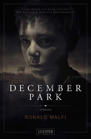 December Park von Malfi,  Ronald, Stangl,  Ilona