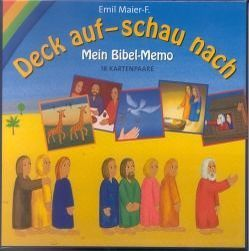 Deck auf – schau nach von Maier-Fürstenfeld,  Emil