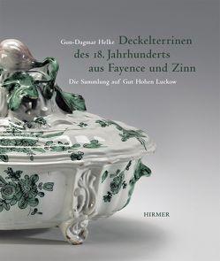 Deckelterrinen des 18. Jahrhunderts aus Fayence und Zinn von Helke,  Gun D