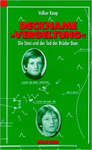 """Deckname """"Vergeltung"""" von Koop,  Volker"""
