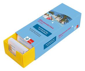 Découvertes Série Bleue 4 – Vokabel-Lernbox zum Schulbuch