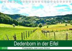 Dedenborn in der Eifel (Tischkalender 2020 DIN A5 quer) von Glineur,  Jean-Louis