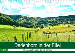 Dedenborn in der Eifel (Wandkalender 2020 DIN A3 quer) von Glineur,  Jean-Louis