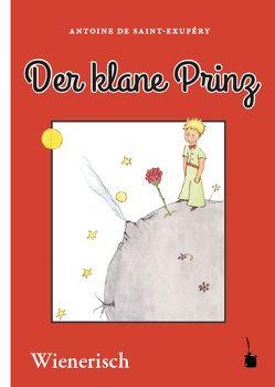 Der klane Prinz. Mit Büdln vom Verfosser von Saint-Exupéry,  Antoine de, Sokop,  Hans Werner