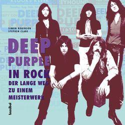 Deep Purple von Clare,  Stephen, Robinson,  Simon, Schiffmann,  Andreas