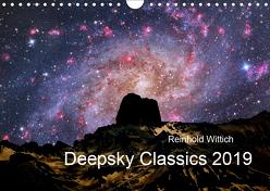 Deepsky Classics (Wandkalender 2019 DIN A4 quer) von Wittich,  Reinhold