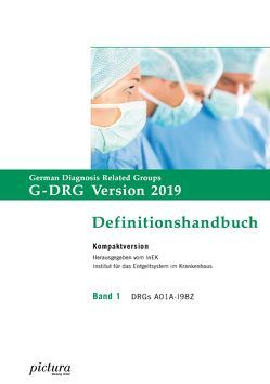 Definitionshandbuch G-DRG 2019