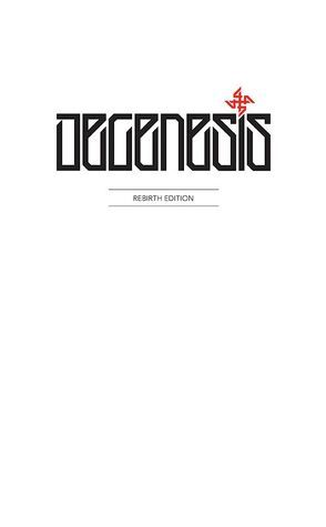 Degenesis: Rebirth Edition von Djurdjevic,  Marko, Günther,  Christian