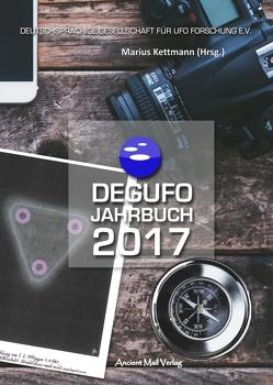 DEGUFO Jahrbuch 2017 von Ammon,  Danny, Cincinnati,  Natale Guido, Hattwig,  Peter, Jüdt,  Ingbert, Kettmann,  Marius, Waldeck,  Jens