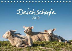 Deichschafe (Tischkalender 2019 DIN A5 quer) von Giesers,  Stephan