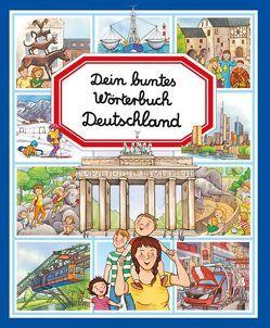 Dein buntes Wörterbuch: Deutschland von Alunni,  Bernard, Beaumont,  Emilie, Lemayeur,  Marie Ch