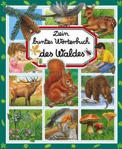 Dein buntes Wörterbuch des Waldes von Alunni,  Bernard, Beaumont,  Emilie, Lemayeur,  Marie Ch