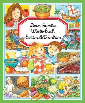 Dein buntes Wörterbuch: Essen & Trinken von Bouet,  Marie-Laure, Simon,  Philippe