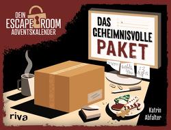 Dein Escape-Room-Adventskalender – Das geheimnisvolle Paket von Abfalter,  Katrin