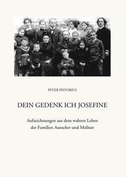Dein gedenk ich Josefine von Pistorius,  Peter