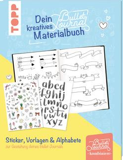 Dein kreatives Bullet-Journal-Materialbuch von frechverlag