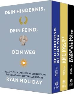 Dein Hindernis, dein Feind, dein Weg – Die Ryan-Holiday-Klassiker-Edition von Holiday,  Ryan